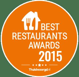 best restaurant awards fresh2go sushi 2015
