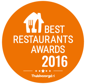 best restaurant awards fresh2go sushi 2016