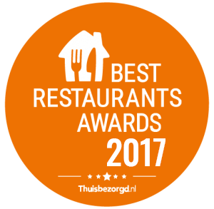 best restaurant awards fresh2go sushi 2017
