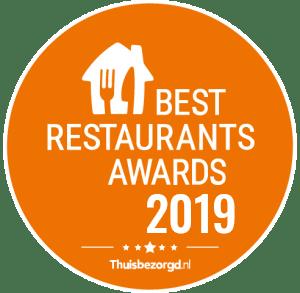 best restaurant awards fresh2go sushi 2019
